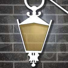 The Lantern Comedy Club logo