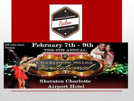 Salseros of Charleston go to Charlotte Salsa...