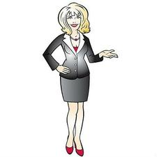 Monica Cornetti, Gamification Speaker and Designer logo