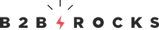 B2B ROCKS logo