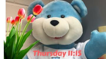 Thursday Rhymetime