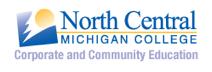 North Central Michigan College - Corporate & Community Education logo