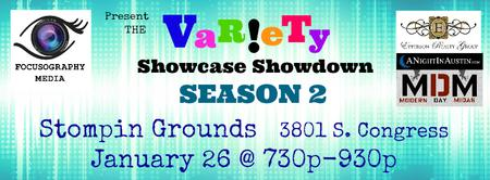 FOCUSOGRAPHY's VaR!eTy Showcase Showdown- Season 2