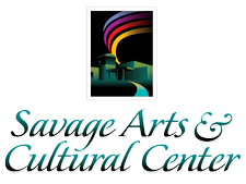 Hosted by the Savage Arts & Cultural Center logo