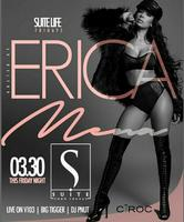 THIS FRIDAY :: ERICA MENA HOSTED BIG TIGGER + MUSIC BY...