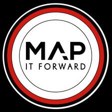 MAP IT FORWARD logo