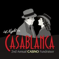A Night in Casablanca Casino Fundraiser for South Breva...