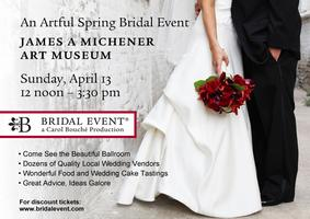 An Artful Spring Bridal Event by Bouche Productions