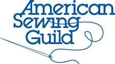 American Sewing Guild Santa Rosa Chapter logo