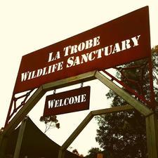 La Trobe Wildlife Sanctuary logo