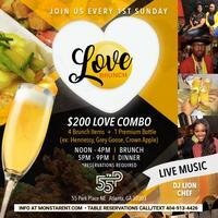 THIS SUNDAY :: LOVE BRUNCH SUNDAYS @ 55TH & PARK...