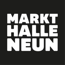 Markthalle Neun logo