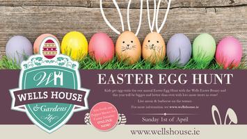 Wells' Egg-static Easter Egg Hunt!