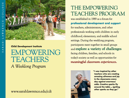 Empowering Teachers Program