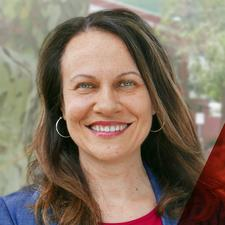 Sorina Grasso, Victorian Labor for Caulfield Campaign logo
