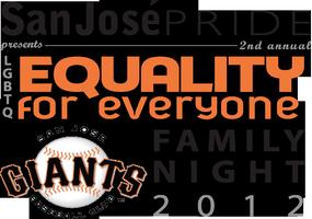 "San Jose Giants ""Equality For Everyone"" Family Night"