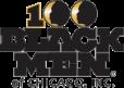 100 Black Men of Chicago, Inc. logo