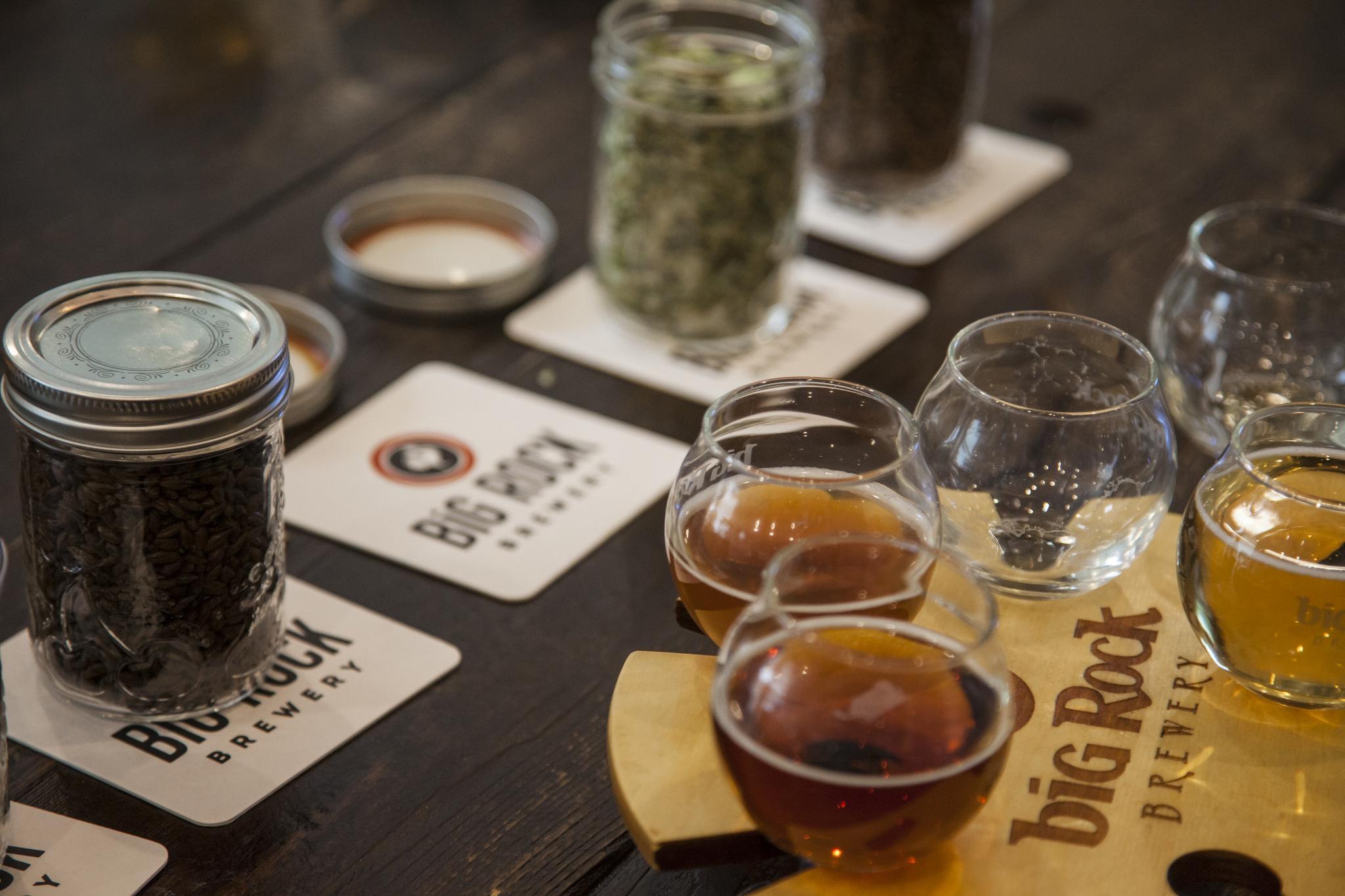 Calgary: Big Rock Brewery Tour