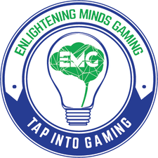 Enlightening Minds Gaming Organizer logo