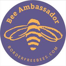 Border Free Bees - Kelowna logo