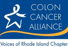 Colon Cancer Alliance, Voices of Rhode Island logo