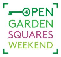 Open Garden Squares Weekend 2014
