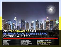 CFY 2012 Tabernacle: International Business Expo
