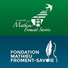 La maison/Fondation Mathieu-Froment-Savoie logo