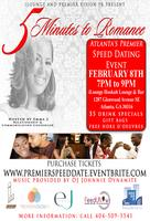 5 Minutes to Romance - Atlanta's Premier Speed Dating...