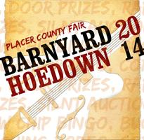 Placer County Barnyard Hoedown