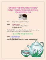 IWIRC Florida's Second Annual Valentines Tea