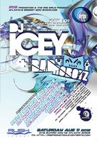 IRIS: ESP101 [Learn to Believe] | SAT AUG 11 | DJ ICEY...