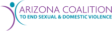 Arizona Coalition to End Sexual and Domestic Violence logo