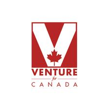 Venture for Canada logo