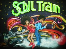 SOUL TRAIN PARTY OLD SCHOOL JAMZS