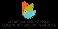 Manitoba Arts Council // Conseil des arts du Manitoba logo