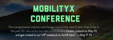 MobilityX  logo