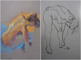 Life Drawing: Workshop with Michael Sofroniou & Simon...