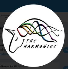 The Harmonics logo