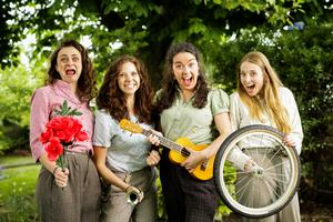 """Romeo & Juliet"" by the Handlebards"
