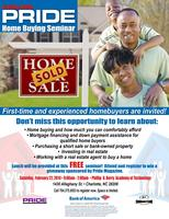 Living with Pride Home Buying Seminar