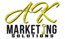 AK Marketing Solutions logo