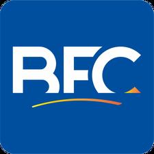 Blue Financial Communication logo