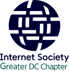 Greater Washington DC Chapter of the Internet Society logo