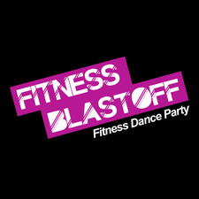 Fitness Blastoff logo