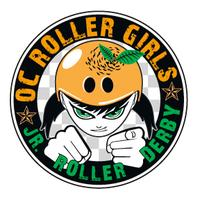 OC Roller Banked Track: OC's Jr Slice Girls vs LADD...