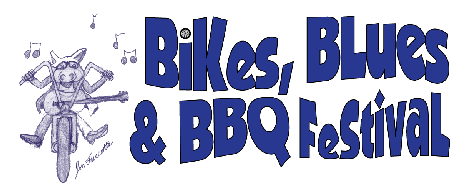 Bikes, Blues, & BBQ - Fundraiser