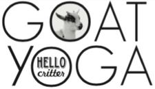 Hello Critter Yoga logo