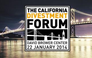 California Divestment Forum