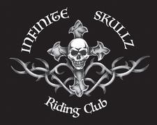 Infinite Skullz Riding Club Veterans Organization logo